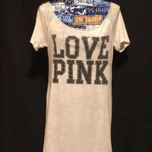 PINK Victoria's Secret sleep shirt